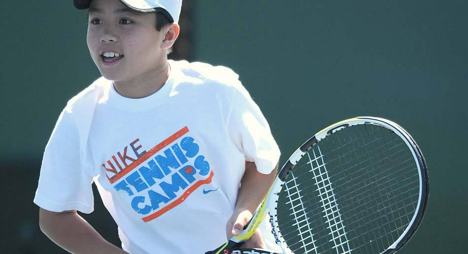 Nike Tennis Camps Gallery 10