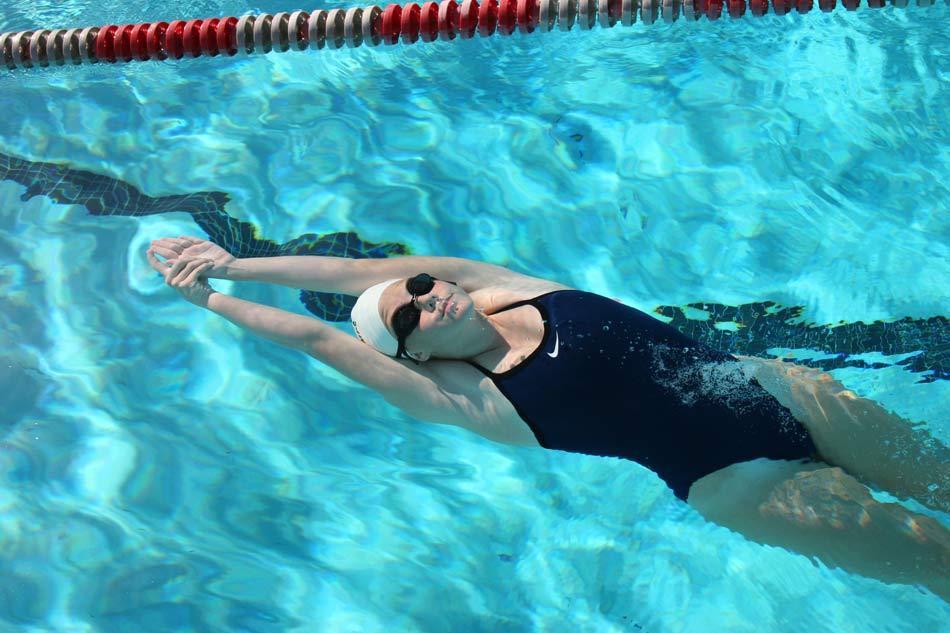 Nike Swim Camp at San Diego State University