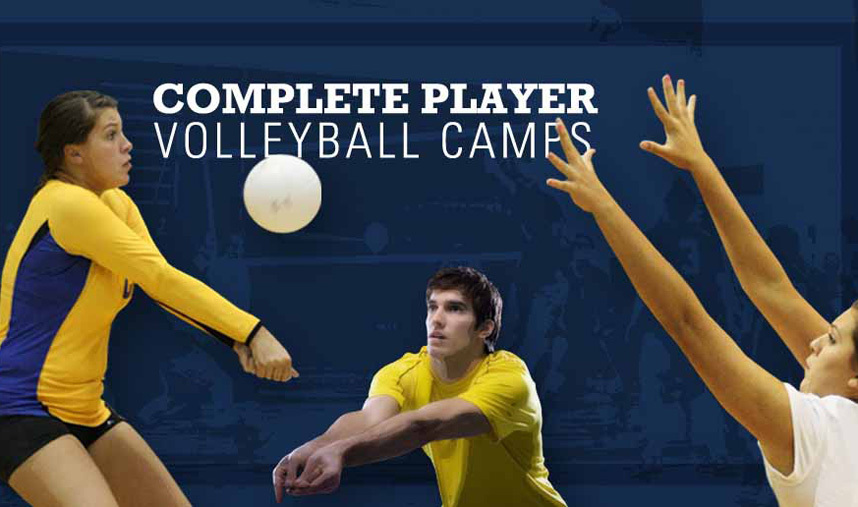 Volleyball Camps Complete Player Nbc